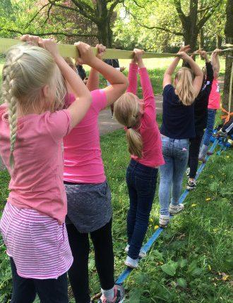 Kinderen - Buiten sporten