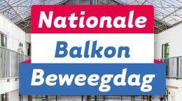 Nationale Balkon Beweegdag