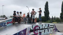 Clinics skateboarden