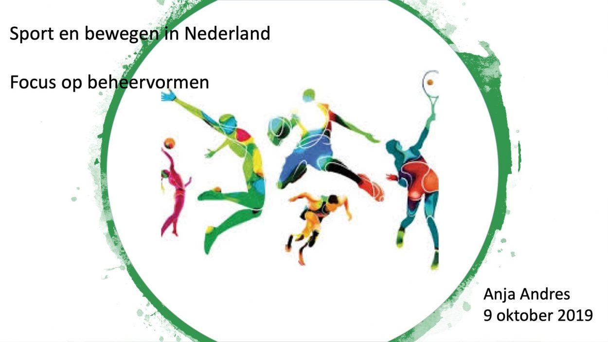 Presentatie: Sport en bewegen in Nederland - Focus op beheervormen-2