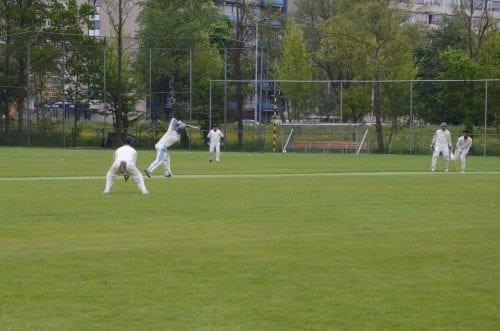 cricket sportpark Eindenhout