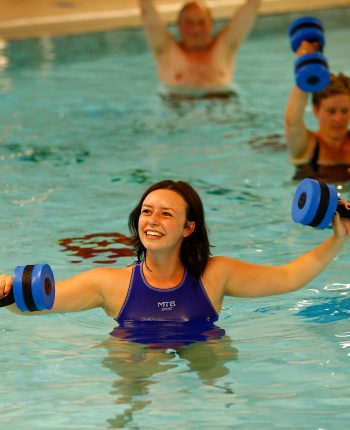 SRO Aquarobics