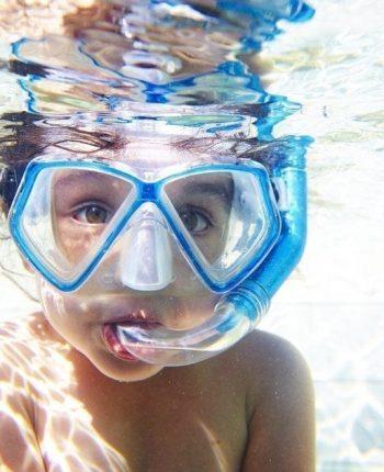 Vrijzwemmen zwembad de Meent
