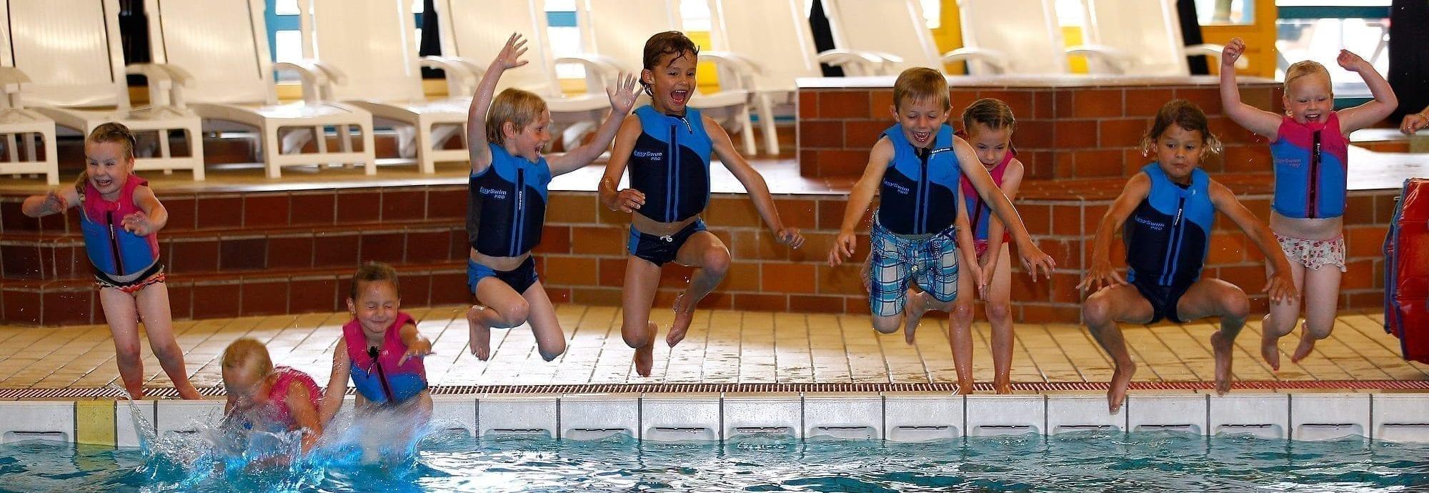 Inschrijven voor zwemles