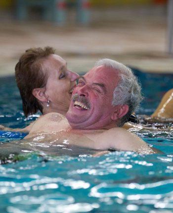 SRO Aquajogging