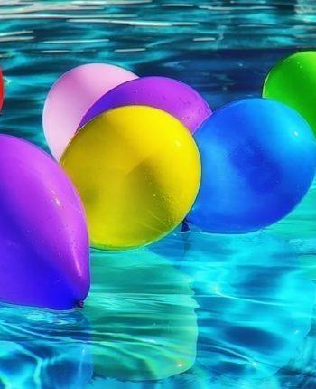 Discozwemfeestje